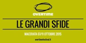A Macerata si tiene Overtime, il festival dello sport ed etica sportiva