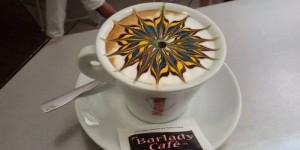 latte painting bar.it