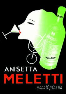 Storica immagine della Meletti
