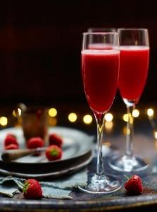 Il Rossini è uno dei cocktail più amati dagli italiani