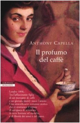 Il nuovo libro di Anthony Capella