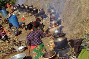 Il Raksi è una delle bevande più diffuse in Nepal