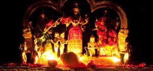 Festeggiamenti in onore di Shiva