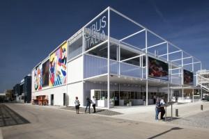 Il padiglione Cibus è Italia a Expo