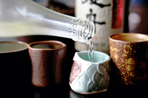 Il Sakè è la nuova moda nei locali di lusso