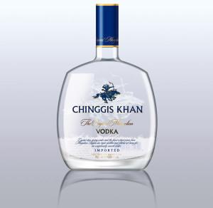 La vodka Apu è forse il distillato più famoso in Mongolia