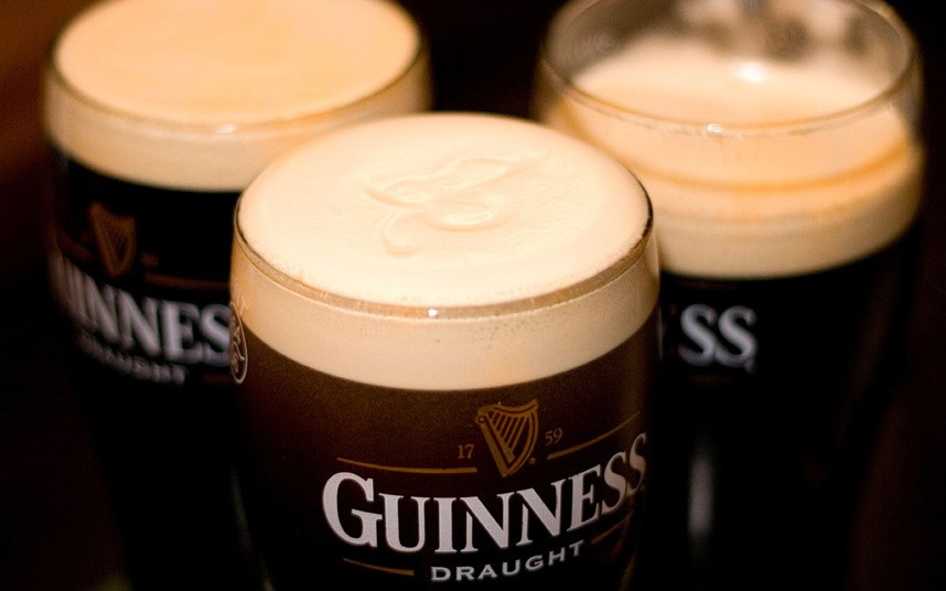guinness vegan bar.it