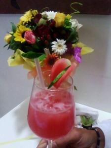 Marianna Angius e i suoi cocktail