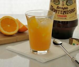 Amaro Montenegro diventa protagonista nella ricetta di un cocktail