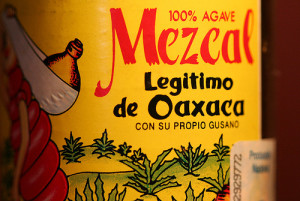 La Tequila Mezcal è ingrediente principale di questo cocktail
