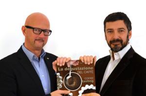 Franco e Mauro Bazzara, autori del libro