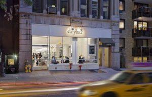 Un locale davvero alla moda a Manhattan