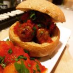 Il particolare hamburger finger presentato a Londra