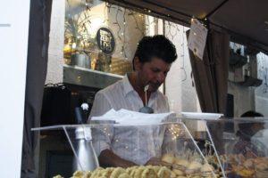 Fabio Renzi il Maestro del Finger Food Italiano che opererà a Londra nei prossimi periodi