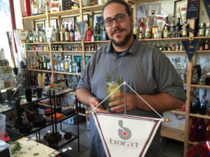 Ivan Forti, Major Bartender di bar.it, ideatore dei beertail