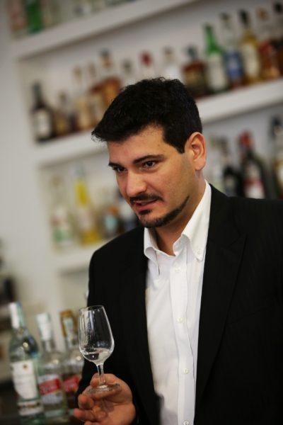 Leonardo Pinto, direttore artistico di ShowRum