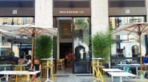 Il nuovo Moleskine Cafè a Milano