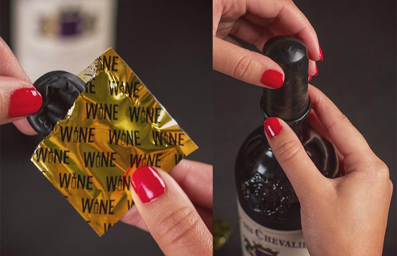 Il nuovo preservativo per il vino che mantiene intatti i sapori