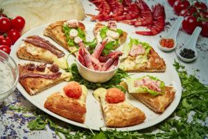 La pizza in Italia è oggi un alimento completo, presente anche nei bar