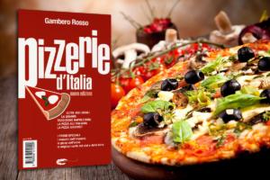 La guida Gambero Rosso dedicata alle migliori pizze italiane