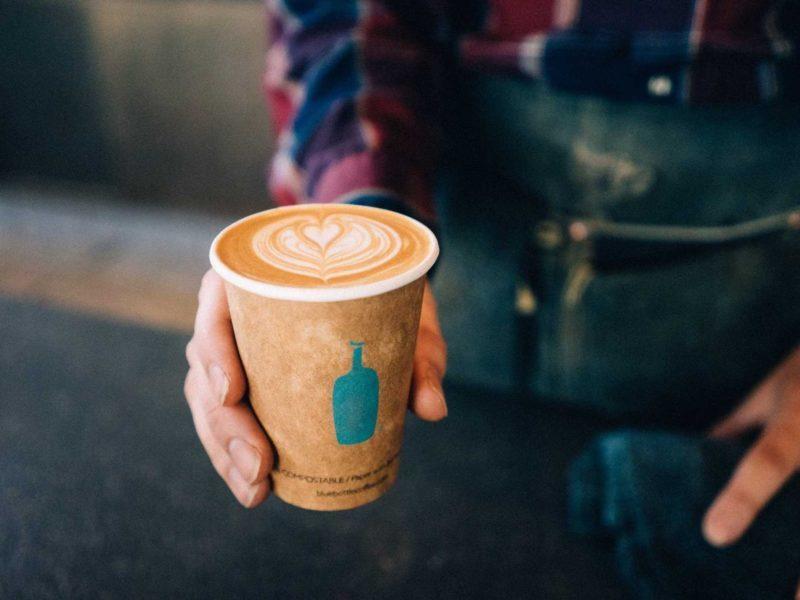 caffè freddo in lattina