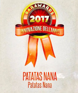 barawards 2017 e patatas nana