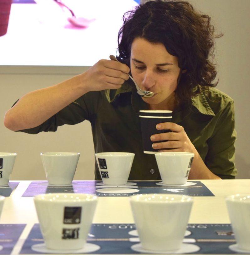 caffè cup tasting