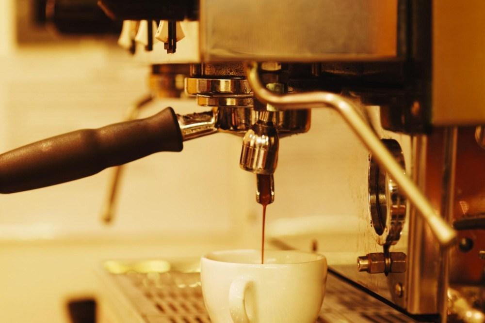 consumi di caffè in Italia