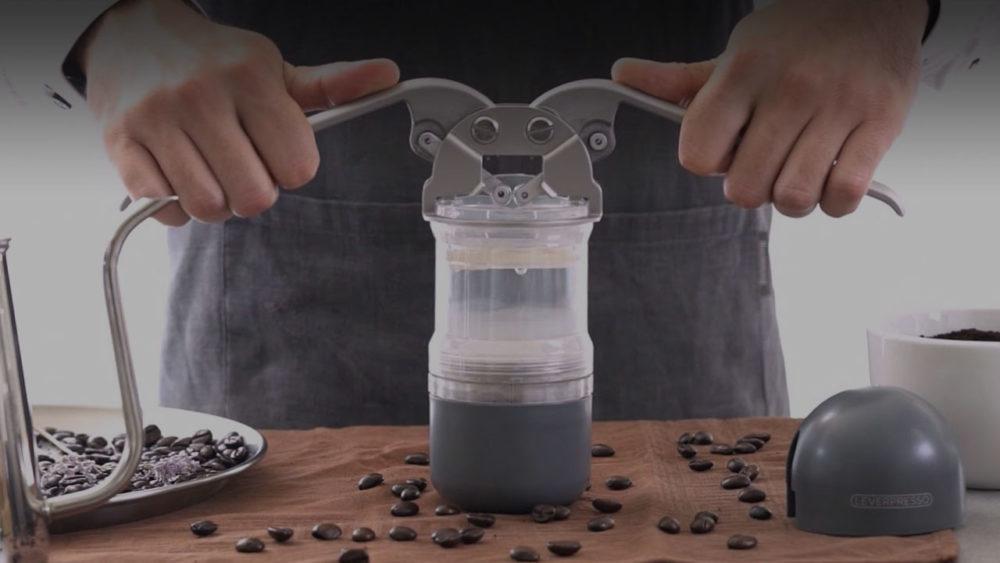 macchina da caffè portatile