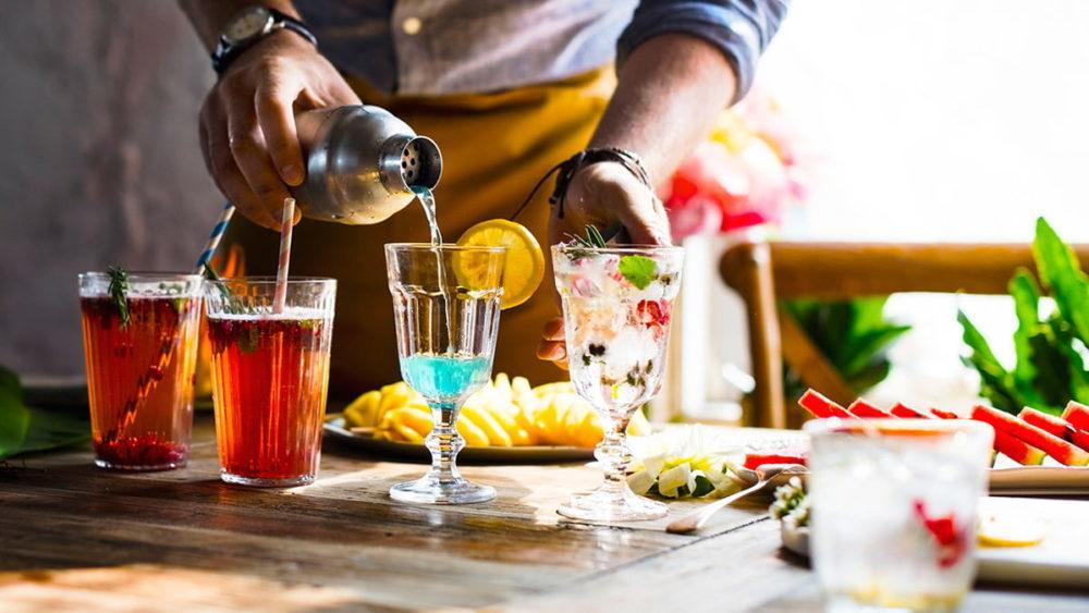 ricette cocktail a casa