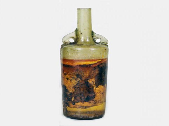 bottiglia di vino più antica del mondo