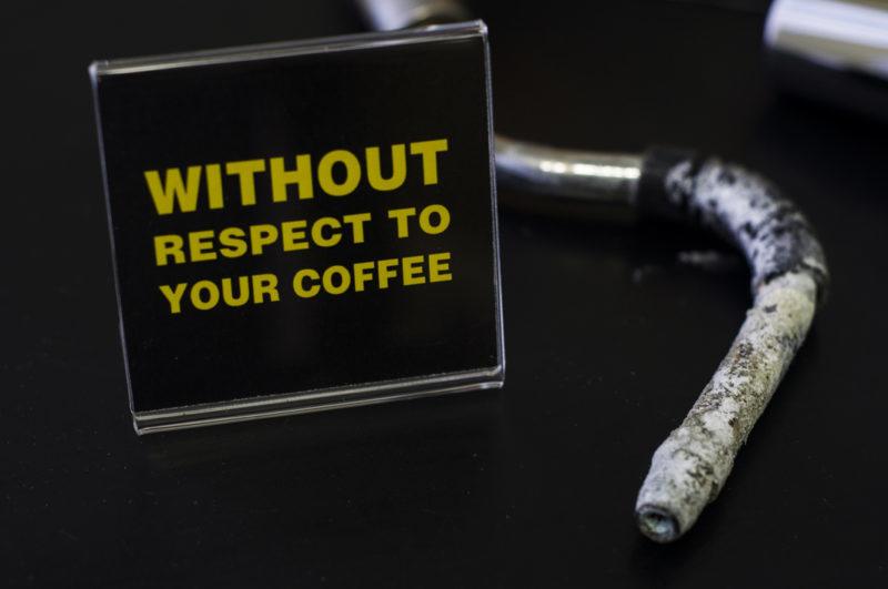 pulizia macchina da caffè