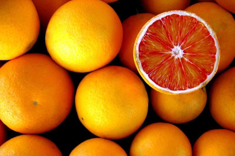 bibite all'arancia