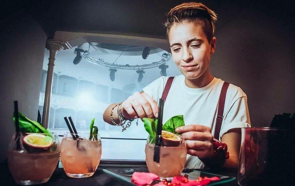 cocktail al rosolio