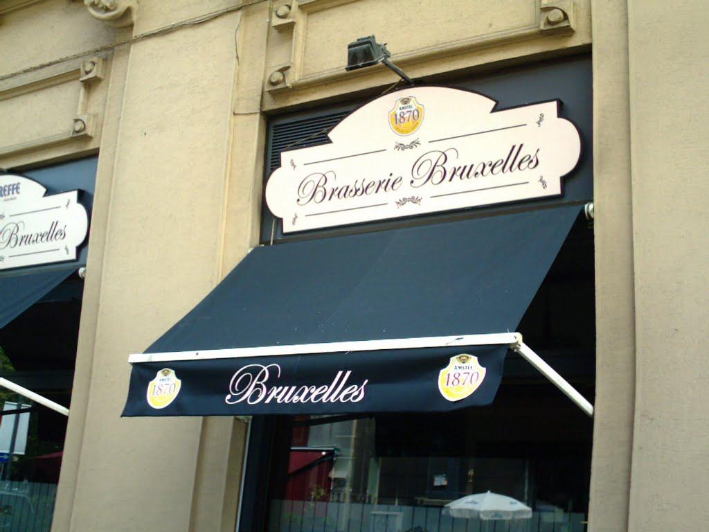 brasserie bruxelles milano
