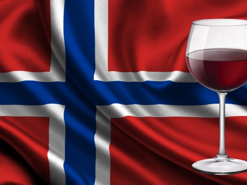 vino italiano in norvegia