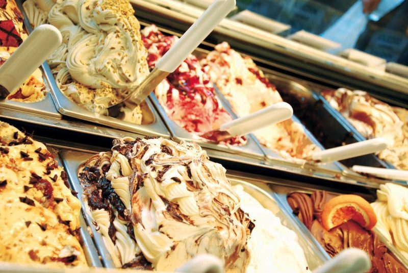 gelati artigianali