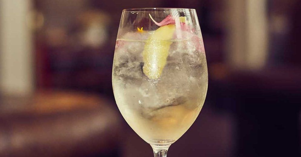 st-germain spritz
