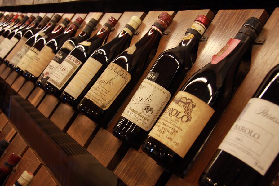 esportazioni vino italiano