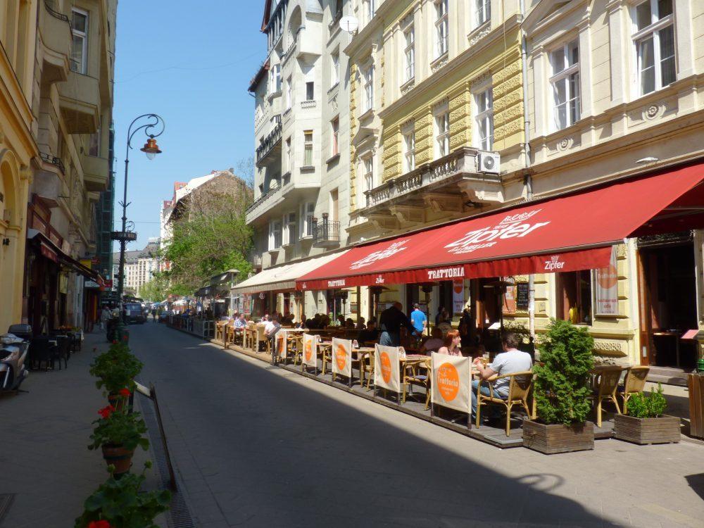 bar di Budapest