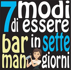 7-12 ottobre Corso Barman