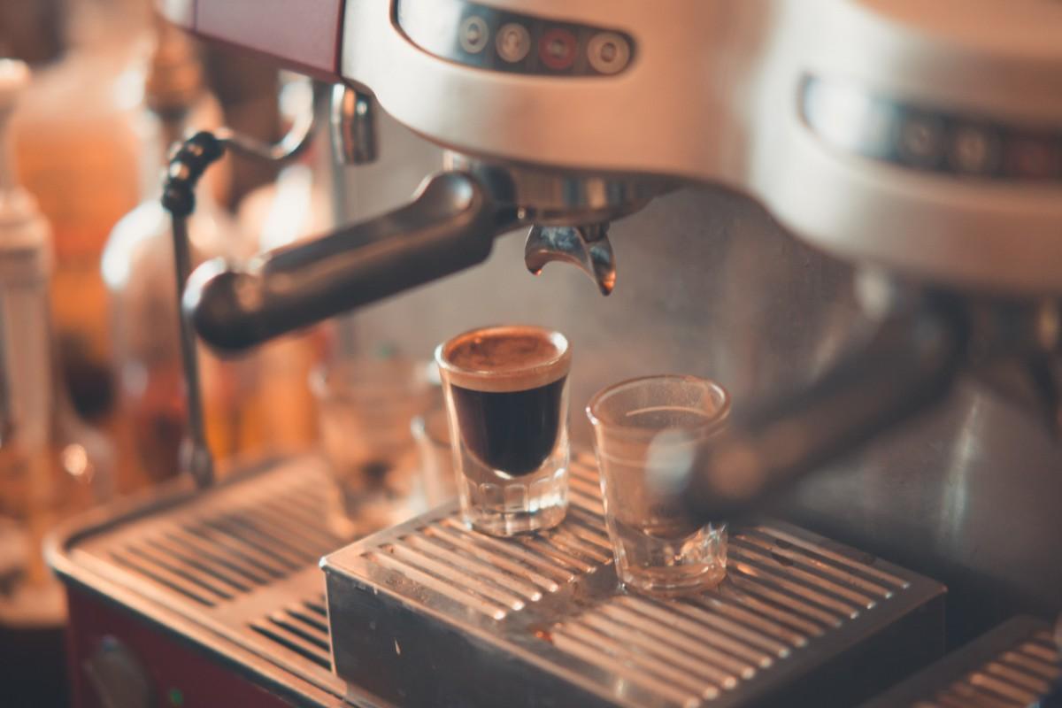 macchina per caffè espresso