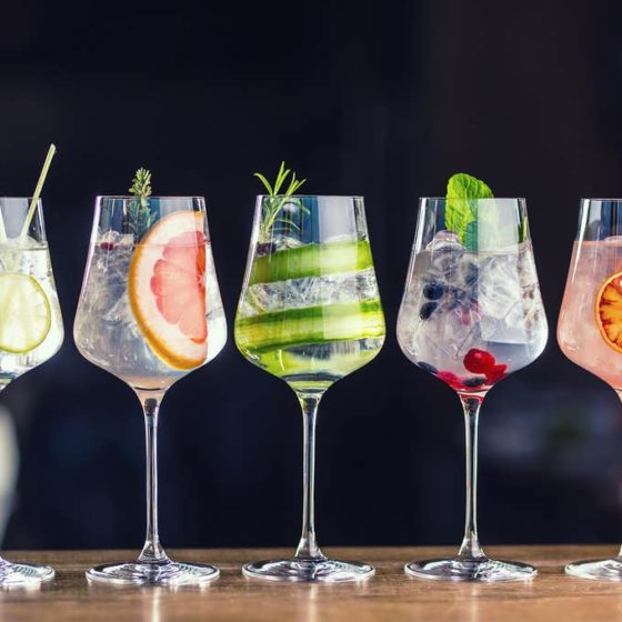 70 cocktails