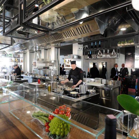 cucina tecnologica