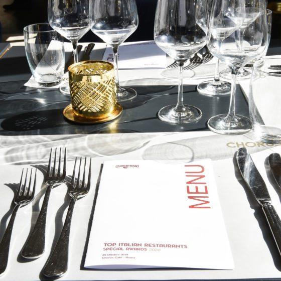 ristoranti all'estero