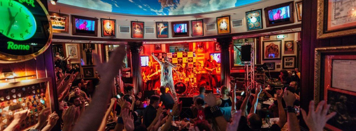 spettacoli in bar e ristoranti