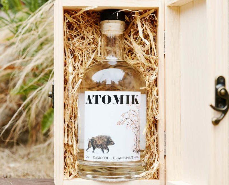 Vodka di Chernobyl