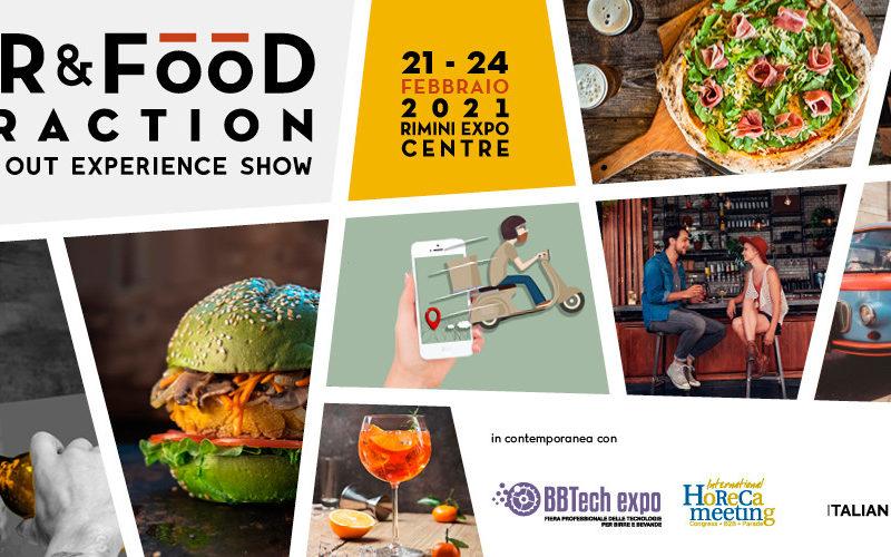 Beer&Food Attraction 2021