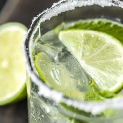 limone nei cocktail