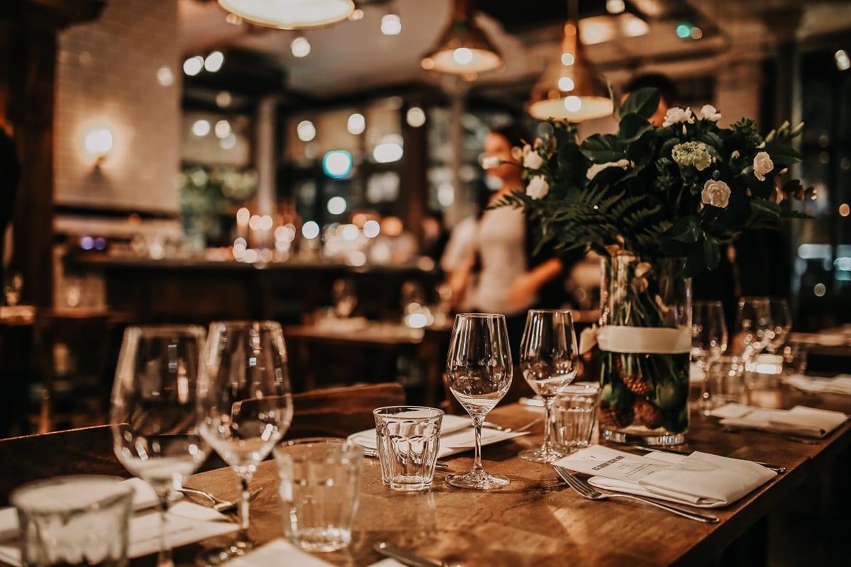 Pulizia dei ristoranti